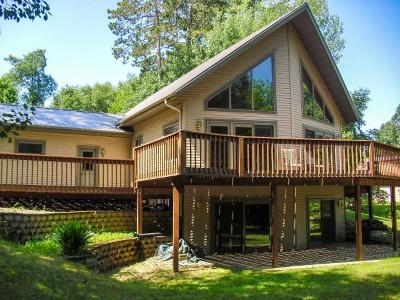 Lincoln County, Price County, Oneida County, Vilas County Single Family Home For Sale: N11206 Cth U