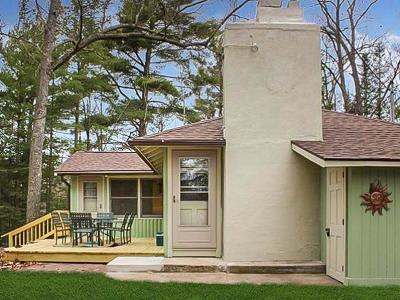 Lake Tomahawk Single Family Home For Sale: 7895 Alva Rd N