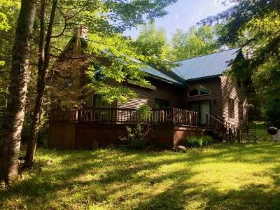 Lincoln County, Price County, Oneida County, Vilas County Single Family Home For Sale: N11341 Stone Hill Ln