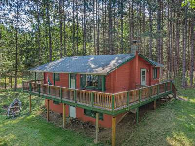 Lincoln County, Price County, Oneida County, Vilas County Single Family Home Active Under Contract: 6684 Melody Ln