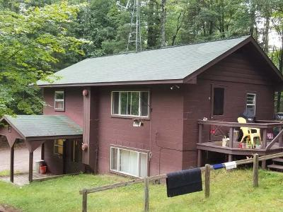 Eagle River Single Family Home For Sale: 3160 Nine Mile Rd