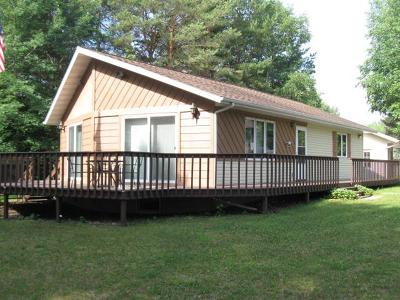 Price County Single Family Home Active Under Contract: W7581 Elk Ln