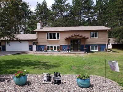 Tomahawk WI Single Family Home For Sale: $159,900