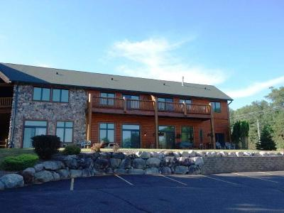 Langlade County, Forest County, Oneida County Condo/Townhouse For Sale: 8276 Hwy 51 #3A