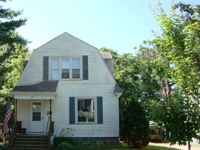 Wausau Single Family Home For Sale: 811 Grant St
