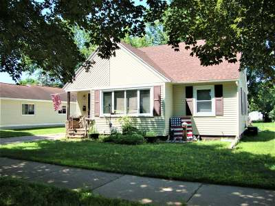 Wausau Single Family Home For Sale: 1010 8th Ave N