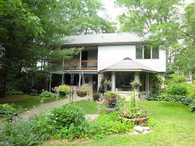 Lincoln County, Price County, Oneida County, Vilas County Single Family Home Active Under Contract: 6876 Lake Mildred Rd