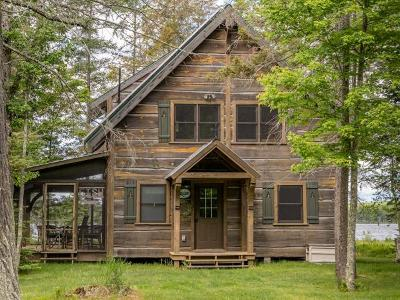 Langlade County, Forest County, Oneida County Single Family Home For Sale: 7887 Sacred Pl