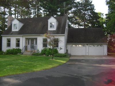 Lincoln County, Price County, Oneida County, Vilas County Single Family Home For Sale: 2415 Smokey Dr