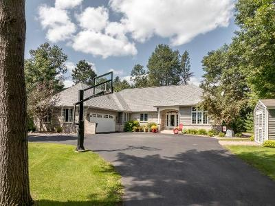 Minocqua Single Family Home For Sale: 9967 Ridgewood Dr
