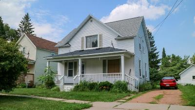 Antigo Single Family Home For Sale: 1030 4th Ave