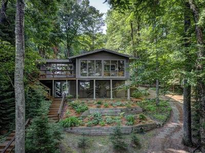 Eagle River Single Family Home For Sale: 2160 Anvil Lake Rd S