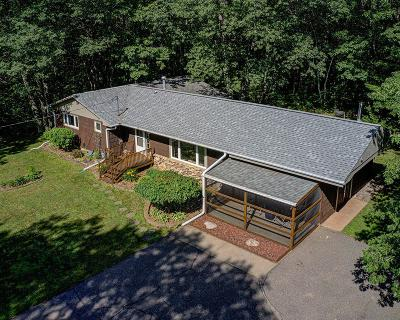 Tomahawk Single Family Home For Sale: 8790 Hwy 8
