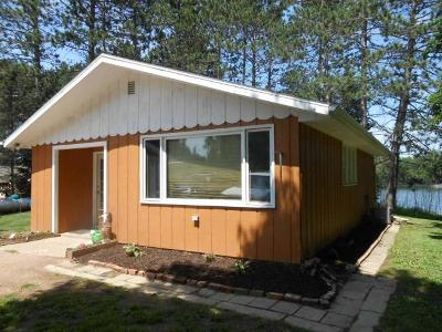 Langlade County, Forest County, Oneida County Single Family Home For Sale: W10190 Cth J