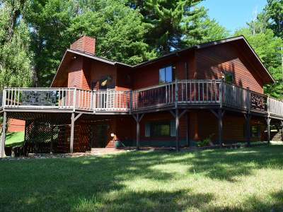 Lincoln County, Price County, Oneida County, Vilas County Single Family Home For Sale: 4288 Nighthawk Ln