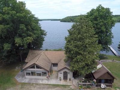 Phelps Single Family Home For Sale: 2262 Maple Grove Ln