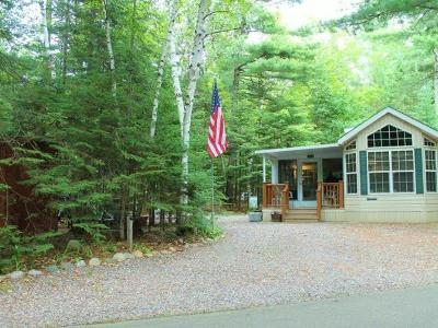 Langlade County, Forest County, Oneida County Condo/Townhouse For Sale: 7750 Indian Shores Rd #49