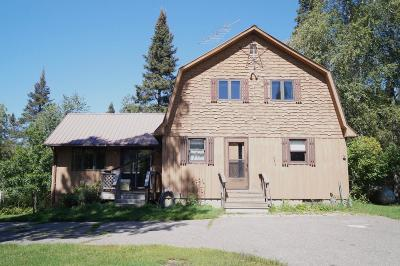 Langlade County, Forest County, Oneida County Single Family Home For Sale: 5770 Double Bend Rd
