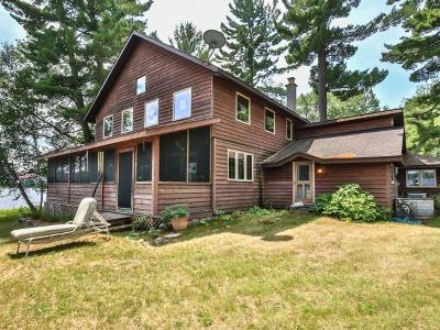Sugar Camp WI Single Family Home For Sale: $349,900