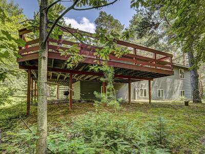 Three Lakes Single Family Home For Sale: 7161 Hwy 45