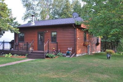 Langlade County, Forest County, Oneida County Single Family Home For Sale: 8400 Pine Lake Rd W