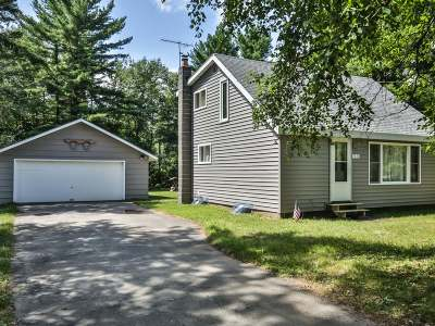 Arbor Vitae WI Single Family Home Sold: $140,000