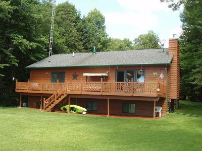 Butternut Single Family Home Active Under Contract: N16825 Buechner Rd