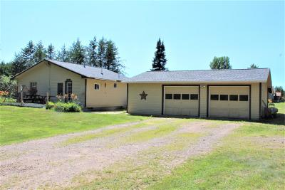 Tomahawk Single Family Home For Sale: 2275 East Rd