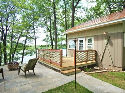 Langlade County, Forest County, Oneida County Single Family Home For Sale: 6049 Garth Lake Rd S