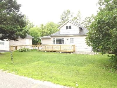 Crandon Single Family Home For Sale: 600 Grandview Ave S