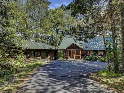 Eagle River Single Family Home For Sale: 1844 River Pine Rd