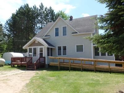 Hiles Commercial For Sale: 8896 Pine Lake Rd W