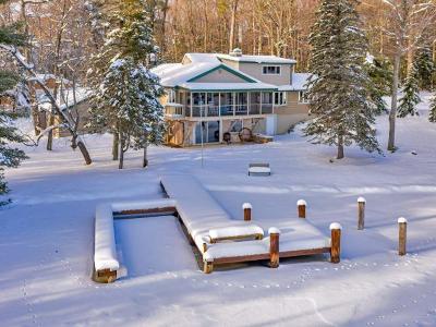 Eagle River Single Family Home For Sale: 3712 Alder Ln