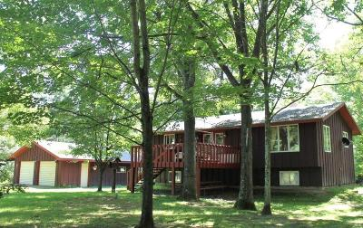 Lake Tomahawk Single Family Home For Sale: 6350 Grosbeak Rd