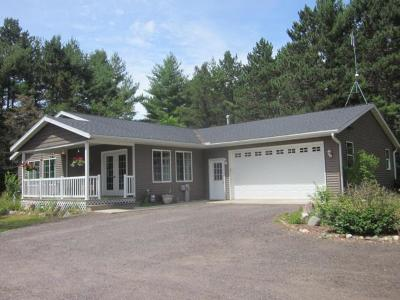 Eagle River Single Family Home For Sale: 4220 Hwy 70