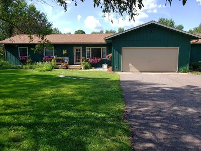 Single Family Home For Sale: W5506 Vacation Ln