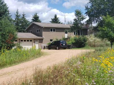 Rhinelander WI Single Family Home For Sale: $179,900