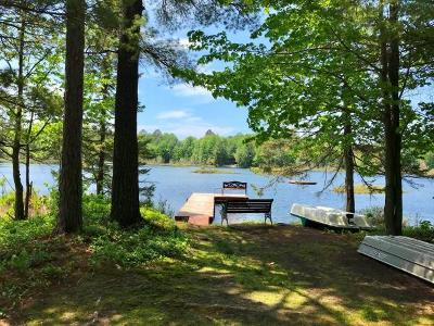 Rhinelander Residential Lots & Land For Sale: Lot 57 Emden Lake Rd