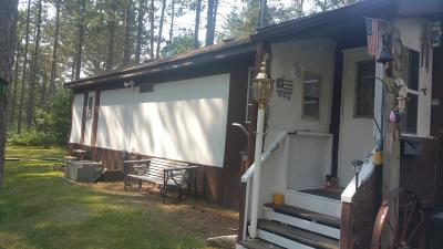 Tomahawk WI Single Family Home For Sale: $68,000