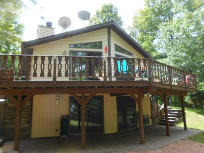 Langlade County, Forest County, Oneida County Single Family Home For Sale: N7554 Black Oak Rd
