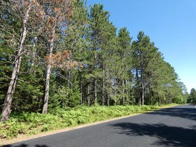 Rhinelander Residential Lots & Land For Sale: On Pine Lake Rd