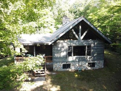 Langlade County, Forest County, Oneida County Single Family Home For Sale: 6635 Eaglesham Rd