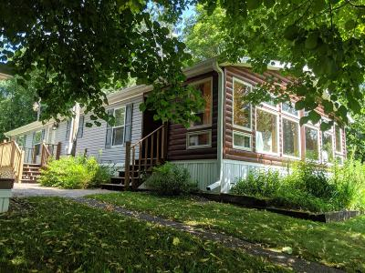 Single Family Home For Sale: N9090 Elk River Rd
