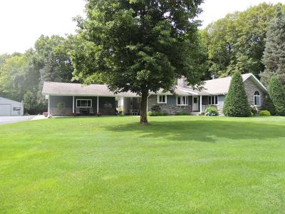 Bryant Single Family Home For Sale: W7035 Hwy 64