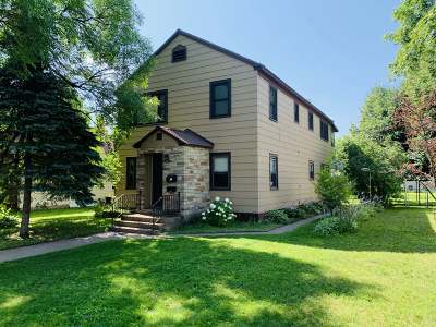 Tomahawk WI Single Family Home For Sale: $125,000