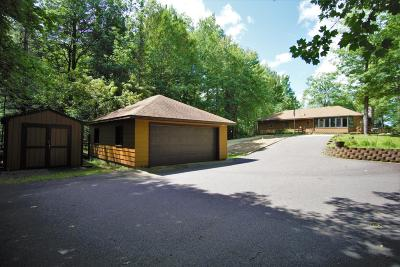 Oneida County Single Family Home For Sale: 8841 Fischer Landing Rd