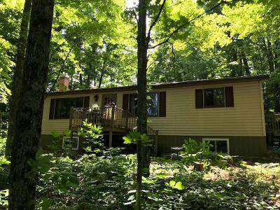 White Lake Single Family Home For Sale: W2100 Hwy 64