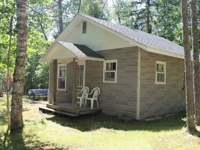Vilas County Single Family Home For Sale: 5114 Heart Lake Rd