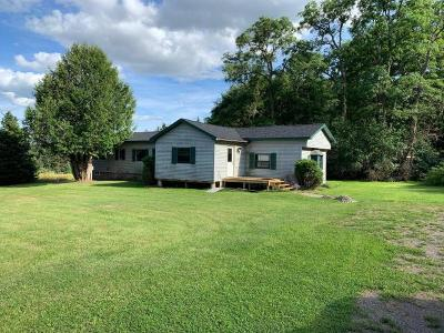Glidden Single Family Home For Sale: 22853 Hwy 13
