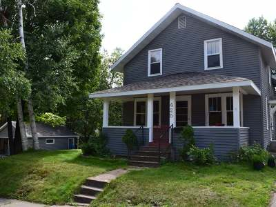 Single Family Home For Sale: 425 High St